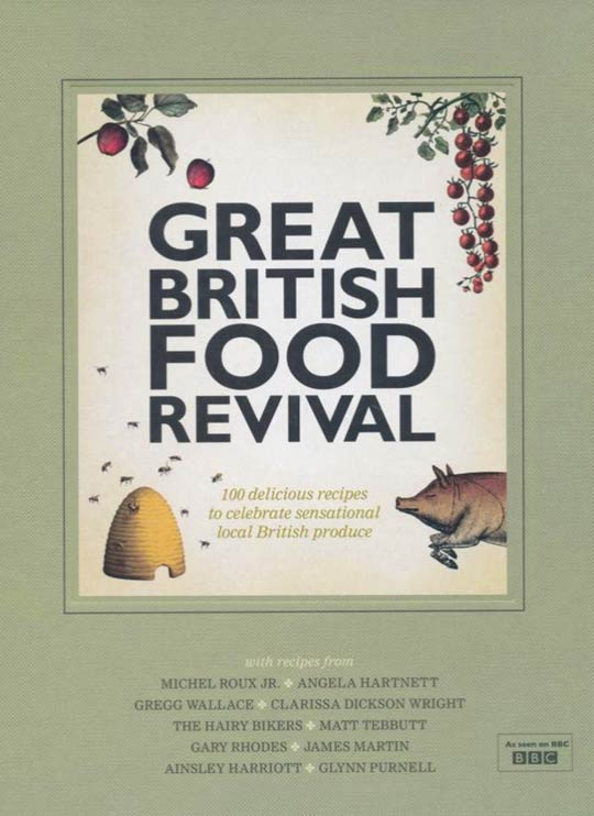 picture of great british food revival book